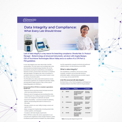Thumbnail_AppNote_DataIntegrity and Compliance_What Every Lab Should Know